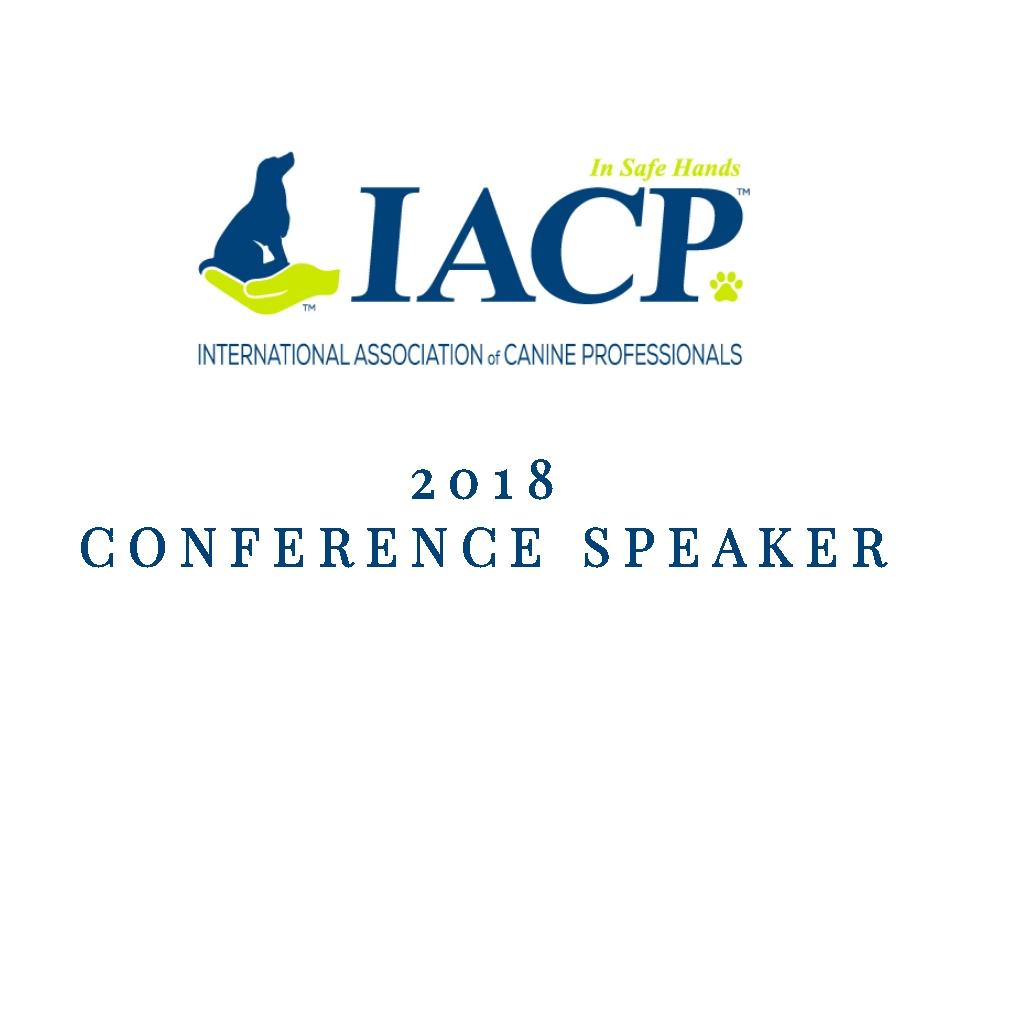 IACP 2018 Speaker Mark Mccabe
